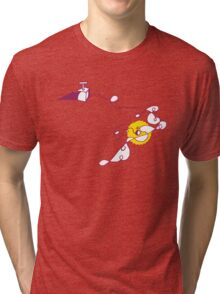 retro bomb Tri-blend T-Shirt