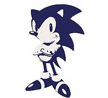 Minimalist Sonic 6 by 4xUlt