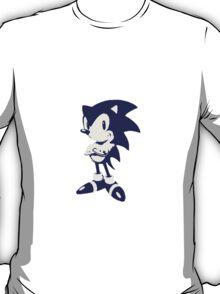 Minimalist Sonic 6 T-Shirt