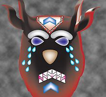 Mask by Ernesto Villalpando