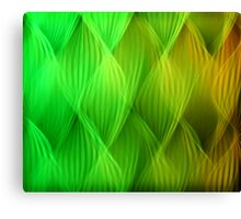 Solar powered Canvas Print