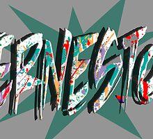 My name by Ernesto Villalpando