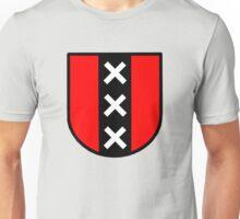 amsterdam triple xxx holland  Netherlands Unisex T-Shirt