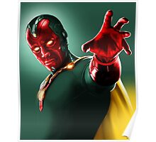 BEHOLD THE VISION Poster
