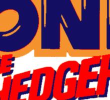 Sonic the Hedgehog Logo Sticker