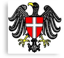 austria   vienna  wien Canvas Print