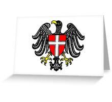 austria   vienna  wien Greeting Card