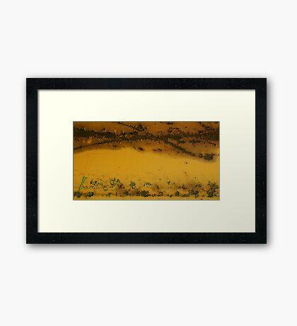 Extra landscape Framed Print