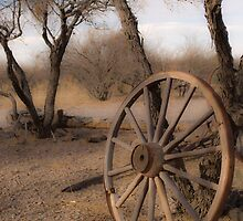 Wagon Wheel by John Fleming