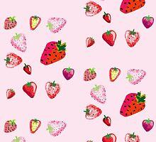 Strawberry Spectacular  by OhGodsAbove