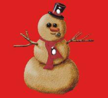 Sand Snowman! Kids Clothes