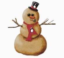 Sand Snowman! Kids Clothes