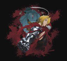 FMA - Fullmetal Alchemist by evilaki