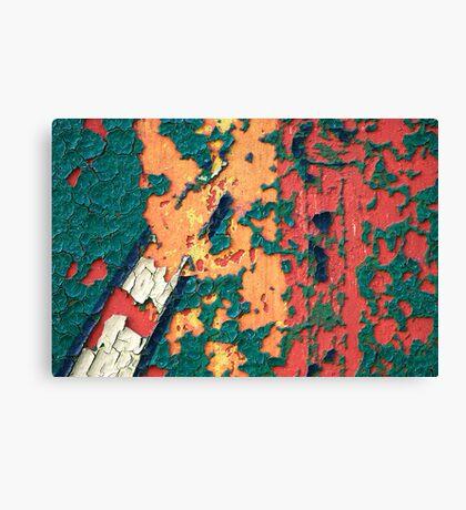 A perfect coloured dream Canvas Print
