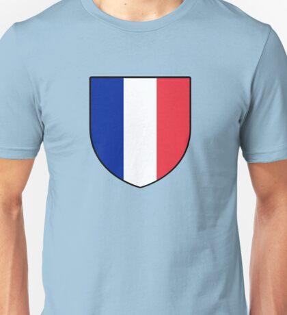 france french Unisex T-Shirt