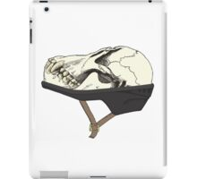 Banana helmet iPad Case/Skin