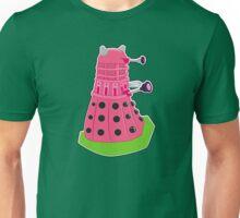 Watermelon Dalek Unisex T-Shirt