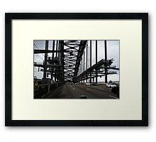 Sydney Harbour Brigde #2 Framed Print