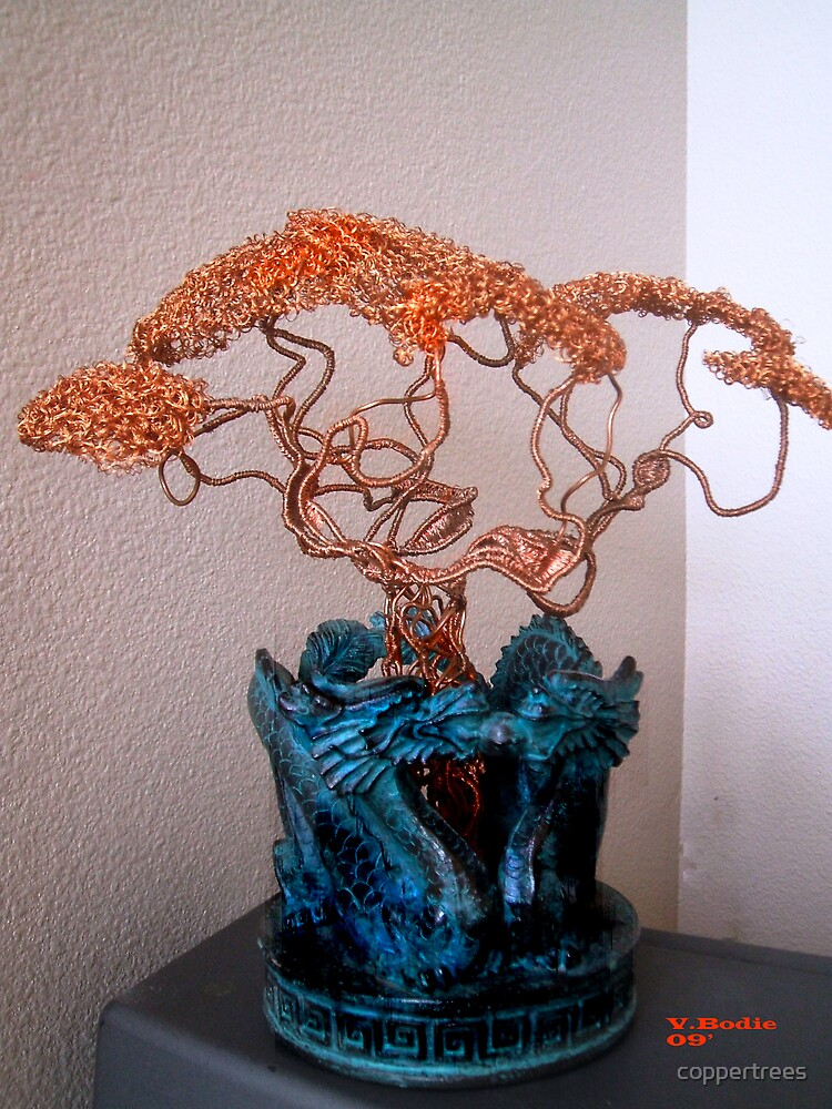 Copper Tree in Double Dragon  by coppertrees