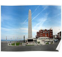 Blackpool Cenotaph Poster