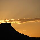Sunset in Prescott, Arizona by kallalilys