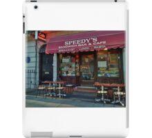 Speedy's Sandwich Bar 2.0 iPad Case/Skin