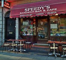 Speedy's Sandwich Bar 2.0 by clarebearhh