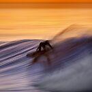 Dawn Surfer by David Orias