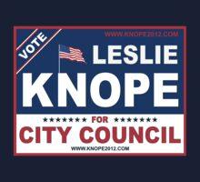 Vote Leslie Knope 2012 by samuelhopper