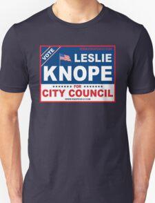 Vote Leslie Knope 2012 T-Shirt