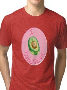 I Avocado Daredevil Tri-blend T-Shirt