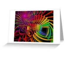 Rainbow Lullaby Greeting Card