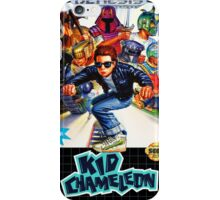 Kid Chameleon Genesis Megadrive Sega Box cover iPhone Case/Skin