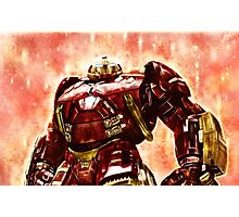 Avengers : Age of Ultron - Hulkbuster Photographic Print
