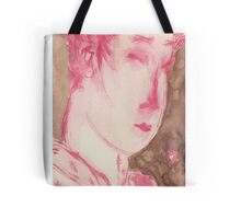 japanese ghost number forty-two (lured to a hillside, then left behind) Tote Bag