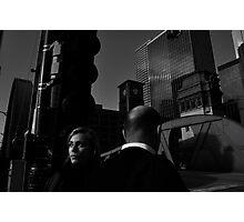 Chicago Street Photographic Print