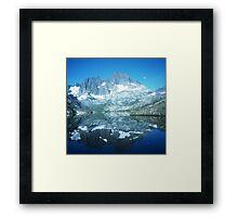 At the Lake 1002 Framed Print