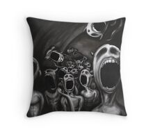 Hell Is Empty And All The Devils Are Here Throw Pillow