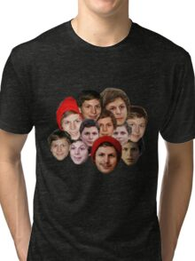 Michael Cera Collection Tri-blend T-Shirt