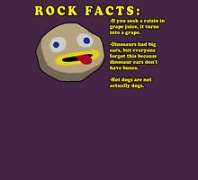 Fact Rock, WITH FACTS! Unisex T-Shirt