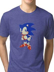 Minimalist Sonic 10 Tri-blend T-Shirt