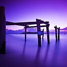 Hamelin Bay Dusk by Paul Pichugin