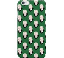 Draco Malfoy is judging you iPhone Case/Skin