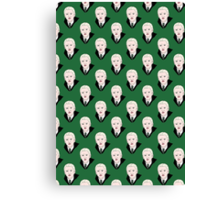 Draco Malfoy is judging you Canvas Print