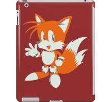 Minimalist Tails 3 iPad Case/Skin