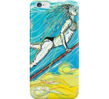 Donkey Dinner Surfers iPhone Case/Skin