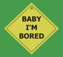 Baby I'm Bored Kids Clothes