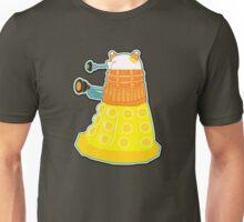 Candy Corn Dalek Unisex T-Shirt