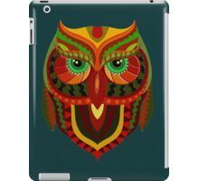 Awesome Owl Pattern 1 iPad Case/Skin