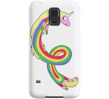 Twirl me Lady Rainicorn Samsung Galaxy Case/Skin